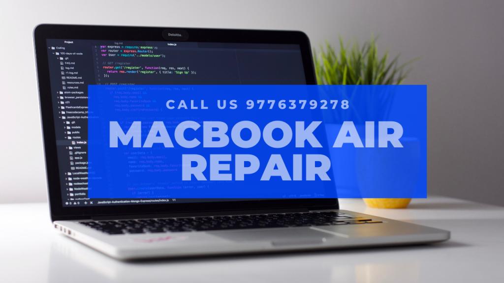 MacBook Air Screen Repair Cost In Kolkata